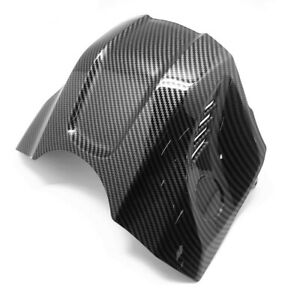Carbon Fiber Gas Tank Air Box Front Cover Fairing For YAMAHA YZF R3 2019 2020