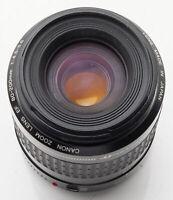 Canon Zoom Lens EF 80-200mm 80-200 mm Ultrasonic USM 1:4.5-5.6 digital
