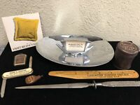 Lot Of Vintage Advertising Items - Prudential - Local
