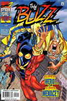 The BUZZ #2 MARVEL COMICS SPIDER GIRL COVER A 1ST PRINT