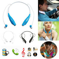 Hot Sport Wireless Bluetooth Stereo Headphone Headset for iPhone Android