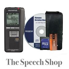 Olympus DS-5500 Digital Voice Recorder Standard Edition With ODMS Software