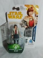 Star Wars Force Link 2.0 QI'RA (Corellia) Action Figure Hasbro 2017 Aus Seller