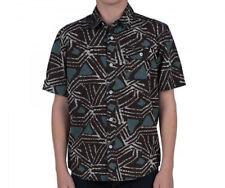 VOLCOM Men's BERRY S/S Button Shirt - BAB - Size Medium - NWT