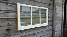 VINTAGE SASH ANTIQUE WOOD WINDOW UNIQUE FRAME PINTEREST WEDDING 36X20 NO GLASS