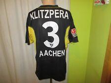 Alemannia Aachen Original Jako Matchworn Trikot 2003/04 + Nr.3 Klitzpera Gr.XL
