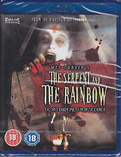 The Serpent and The Rainbow New & Sealed UK Blu-ray
