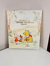1980 Winnie the Pooh Keepsake Album Disney Hallmark