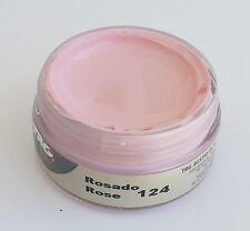 Schuhcreme TRG pastell rosa Rose (124) 50 ml kostenloser Versand  (13,98€/100ml)