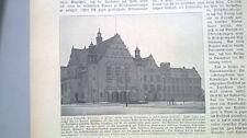 1910 4 Posen Sparkasse Lodz eingestürzt Weimar Paris Hochwasser