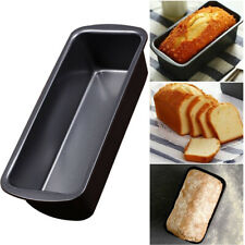 New listing 28*15*6cm Non Stick Loaf Pan Baking Fruit Cake Bread Tin Oven Tray Cake sdtr