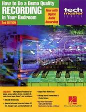 How to Do a Demo-Quality Recording in Your Bedroom (Teach Master)-ExLibrary