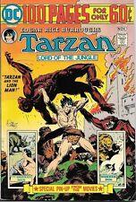 Tarzan Comic Book #233, DC Comics 100 Page Super Spectacular 1974 FINE+
