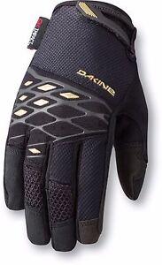 Dakine SENTINEL Womens Bike Cycling Gloves Medium Goldfront NEW