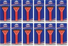 12x SupaDec Window Paint Stickers Posters Scraper Remover - Uses Stanley Blades