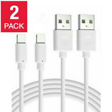 2PACK USB Charger Cable Cord For iPhone 12 11 PRO XR X XS MAX 8 7 6 6S 5 PLUS SE