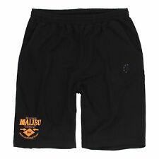 Señores shorts Sweat short pantalones cortos pantalones de deporte algodón bermudas en talla extragrande