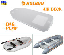 New listing Air bottom Deck for Inflatable boat Kolibri