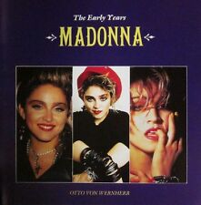 Madonna(CD Album)The Early Years-Receiver-RRCD118-UK-New & Sealed