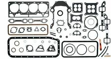 Full Engine Gasket Set 56 57 Ford Mercury 312 V8 NEW