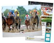 MINT 2009 NEW YORK PHOTO CALENDAR CURLIN HALL OF FAME 10 MILLION DOLLAR WIN