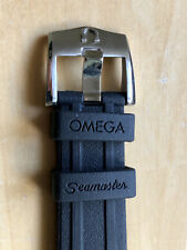 20mm Rubber Strap for Omega Seamaster Professional 300