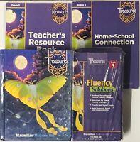 Grade 5 Macmillan McGraw Hill Treasures Reading Curriculum 5th Homeschool Bundle