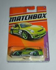 2010 MATCHBOX SPORTS CARS PORSCHE 911 GT3 GREEN TEAM MBX 12/100 VHTF !! RARE !!