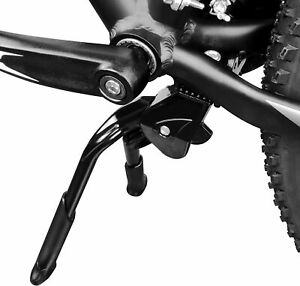 """BV Center Mount Bicycle Stand - Length Adjustable, Foldable Double Leg 24-28"""""""