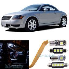 For Audi TT MK1 8N3 1996-2006 Premium LED Interior Kit 8 Bulbs White Error Free