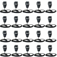 20pcs CB Radio Microphone 4-Pin Cobra PR240 PR375 PR4200 PR3100/Uniden/Galax CO