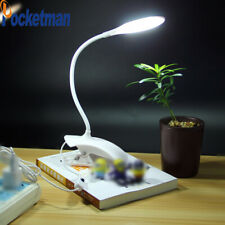14 LED Table lamp with Clip USB LED Desk Night Light Adjustable Modern fixtures