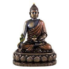 "5.5"" Medicine Buddha of Healing Oriental Asian Chinese Lucky Fortune Buddah"