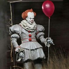 NECA Stephen King's It the Clown Pennywise PVC Horror Action Figure Model Toys !