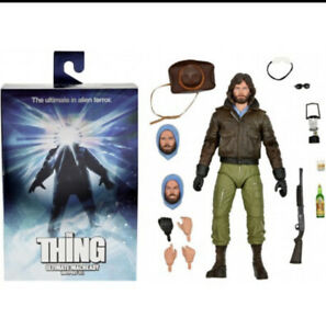 """NECA The Thing, R.J. MacReady Ultimate 6"""" Inch Action Figure - PRE ORDER"""
