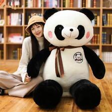 Giant Huge Big 120cm Panda Bear Stuffed Plush Animal Toy Birthday Gift