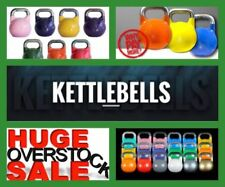 14kg BROWN Competition Grade PRO STEEL KETTLEBELLS - on sale - Best price