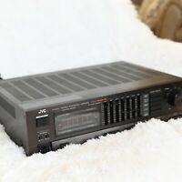 JVC A-X400 Stereo Intergrated Amplifier Dynamic Super-A Sea Graphic Equalizer