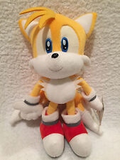 Sonic X Miles Tails Prower Sega Plush Doll
