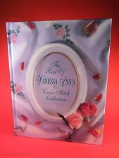 The Best of Vanessa-Ann's Cross-Stitch Collection First Printing Hardcover EUC