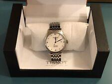 Tissot Le Locle Chronometre Automatic Silver Dial Bracelet ETA 2824-2