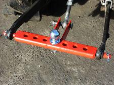 Ackerschiene mit Kugelkopf für alle Kleintraktoren 45cm Kubota,Iseki,Yanmar,usw