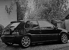 Citroen Saxo VTS Peugeot 106 GTI parts alloy wheels