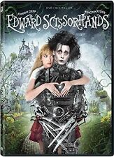 Edward Scissorhands: Winona Ryder, Johnny Depp - New DVD, Free Shipping