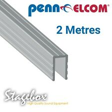 Penn Elcom 2 Metres Trim U-Shape