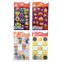 Halloween Stickers Dimensional American Greetings Scrapbook Card Embellishments