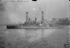 "US Navy USS South Carolina World War 1 6x4"", Reprint Photo a"