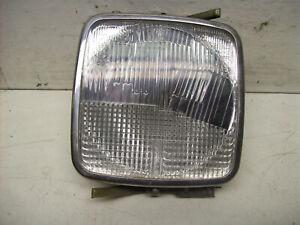 Fiat 125 A Original Scheinwerfer Frontscheinwerfer