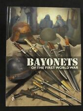 Bayonets of the First World War -  over 270 color images, large format