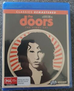 The Doors The Final Cut Remastered Blu-ray (2 Disc Set) Brand New Sealed